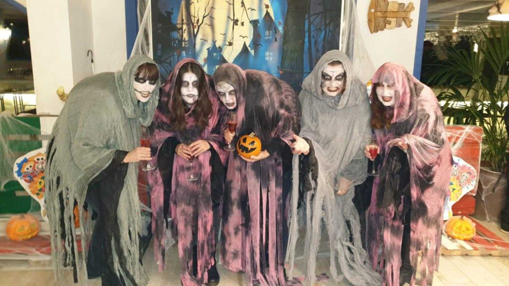 Halloween Tamarit