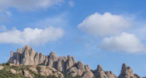 Montserrat muntanya