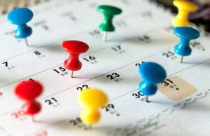 Dates obertura de càmpings