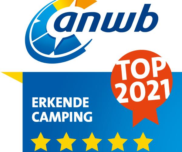 Top campings ANWB 2021